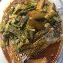 Thai Curry Fish Head