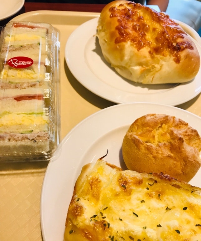 Bread Galore
