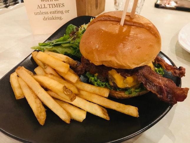 Bacon Beef Burger