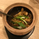 Frog Legs with Spring Onion & Ginger