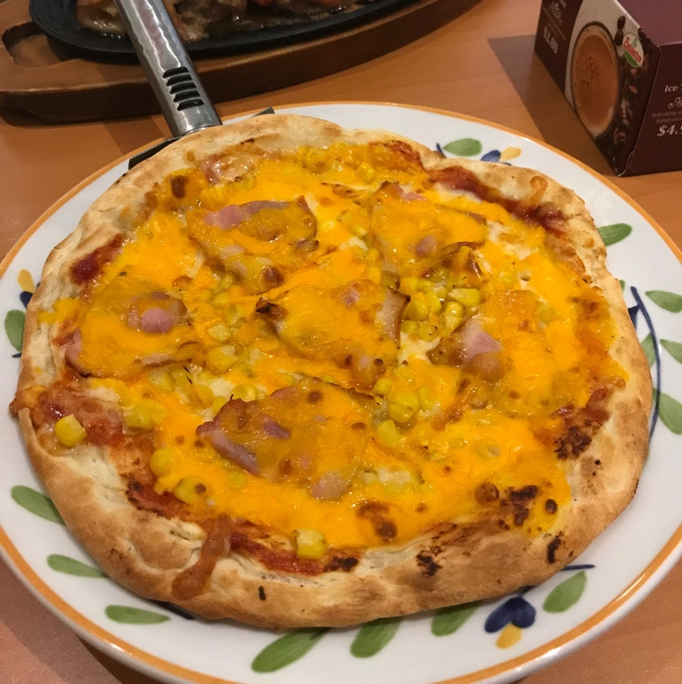 Nacho Bacon Pizza