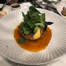 Chili Crab Tart