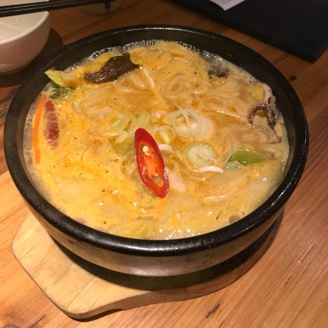 Spicy Seafood Jjampong