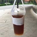 Iced Honey Ginger