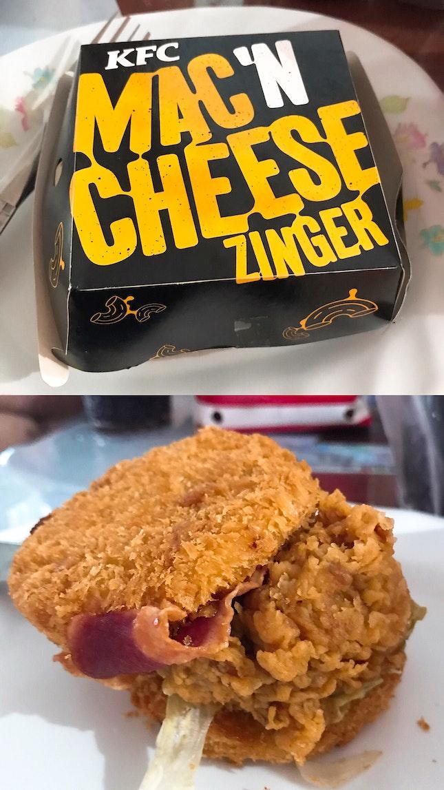 Mac'N Cheese Zinger