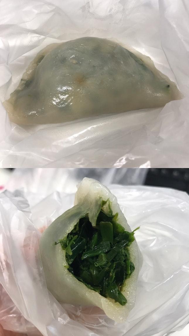 Chives Kueh 韭菜粿