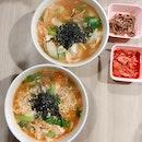 Dumplings Soup • Ramen