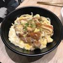 Katsu Don (Chicken)