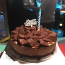 Devil's Chocolate Cheesecake