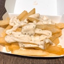 Truffle Mayo Fries