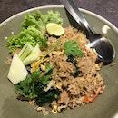 Thai Fried Rice w/ Pork