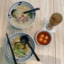 Dry Mixed Noodle • Herbal Soup Noodle