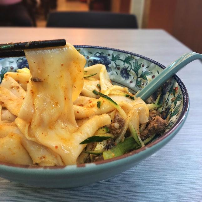 Biang Biang Noodles ($6)