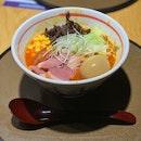 Hokkaido Jigoku Ramen with Smoked Duck