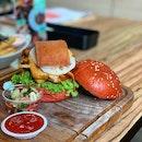 Ma La Xiang Guo Burger