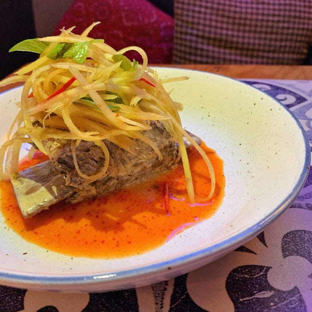 Beef Short Rib (Twice cooked)