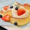 Poofy Pancakes