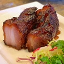 Signature Honey Glazed Char Siew ($16)