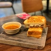 Braised Short Rib Grilled Cheese ($16)