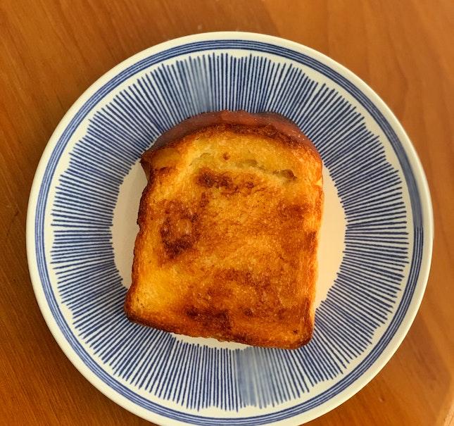 Cinnamon Butter Sugar Toast