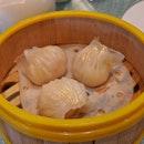 Steamed Prawn Dumpling ($6)
