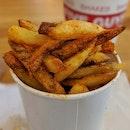 Cajun Fries ($7)