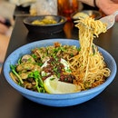 Roasted Pork Noodles ($18)