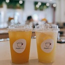 Pear High Mountain Oolong ($6.30) & Soursop Sencha ($6.60)