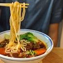 Mala Beef Brisket Noodles
