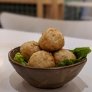 Fried Teochew Meatballs