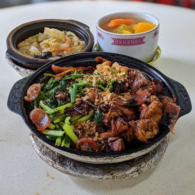 Claypot Rice Set