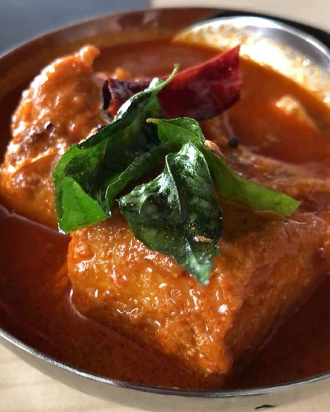 Keralan fish curry for our add on today.