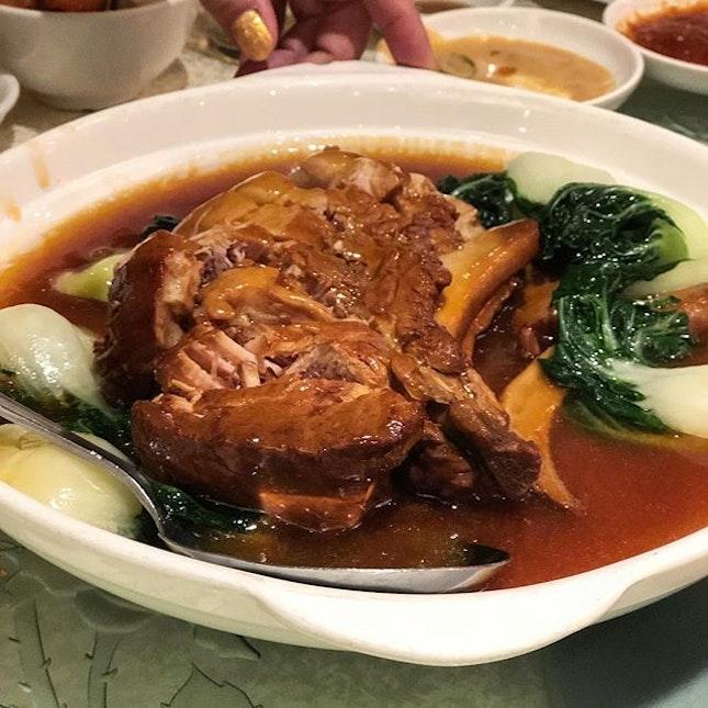 Hoong Siew pork!