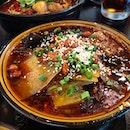 思味冒菜 or Si Wei Mao Cai is one of my favourite Sichuan restaurants.