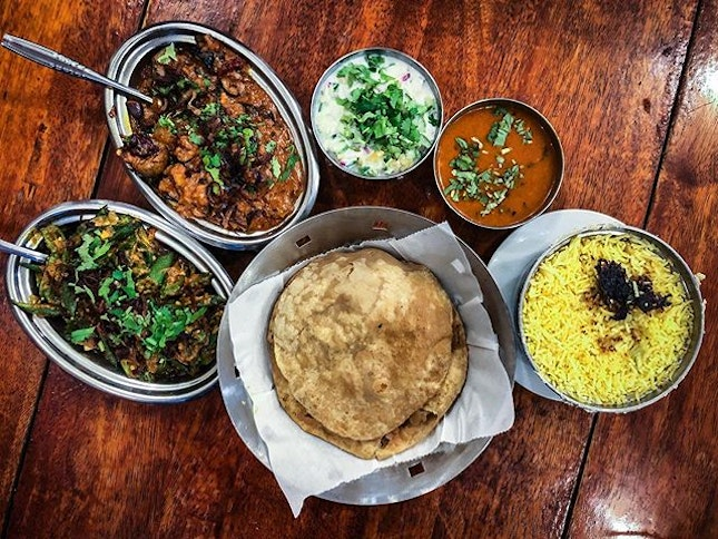 Craving for some spice and so we ended up here where the curries are supposed to make you fierce!