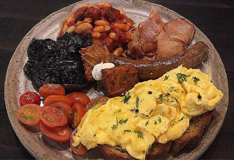 Common Man Full Breakfast  $27