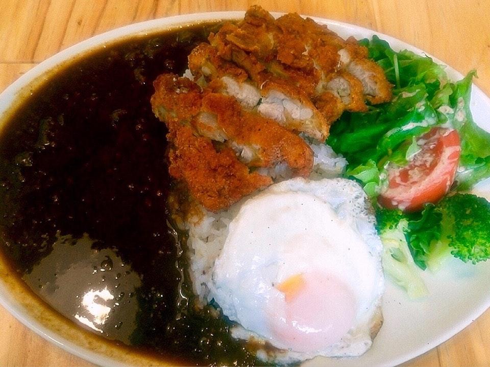 自家製カレー Watashino Curry Rice  $18