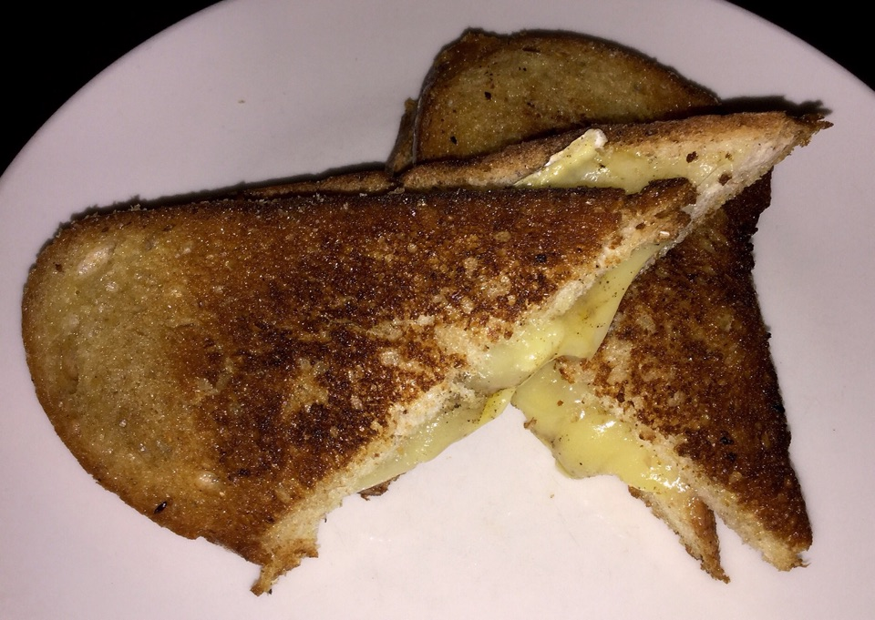 Grilled Cheese  $13