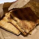 Durian Kaya Toast  $3.20