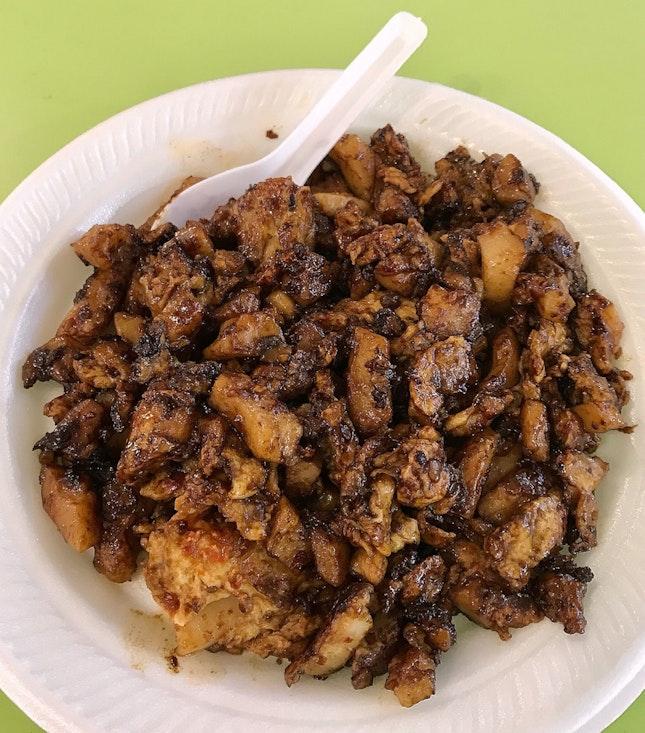 炒菜頭粿  $2.50