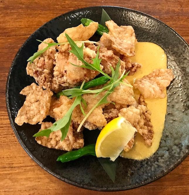 Karage Cracker Chicken  $12