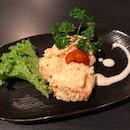 明太子ポテトサラダ  $9