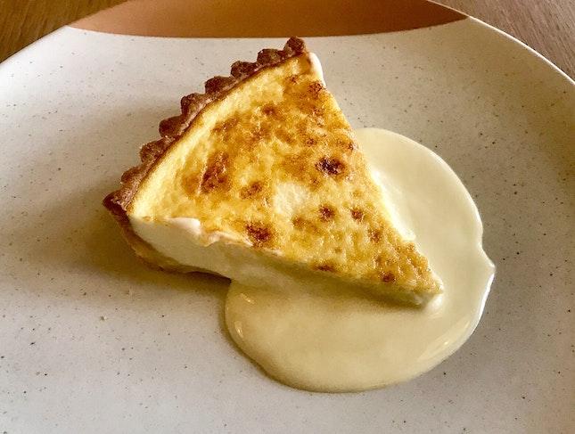 Olivia's Creamy Homemade Cheesecake  $14