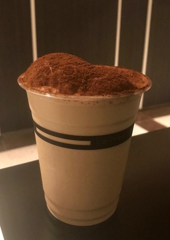 アイス カプチーノ  $7