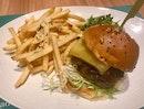 Truffle Beef Burger  $28