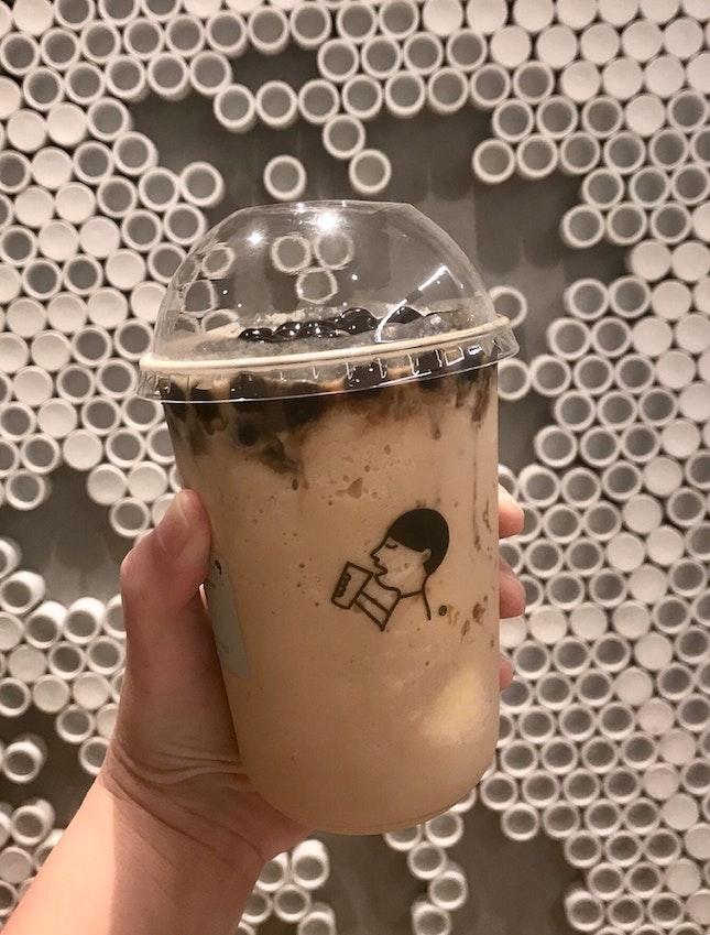奶茶波波冰  $5.90