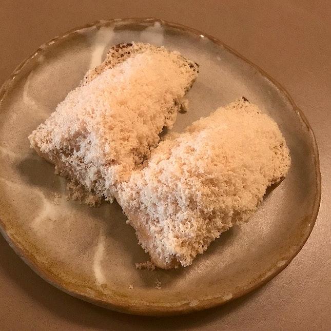 Cedar Jelly and Foie Gras Toast  $18