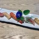 Sushi Moriawase  $35