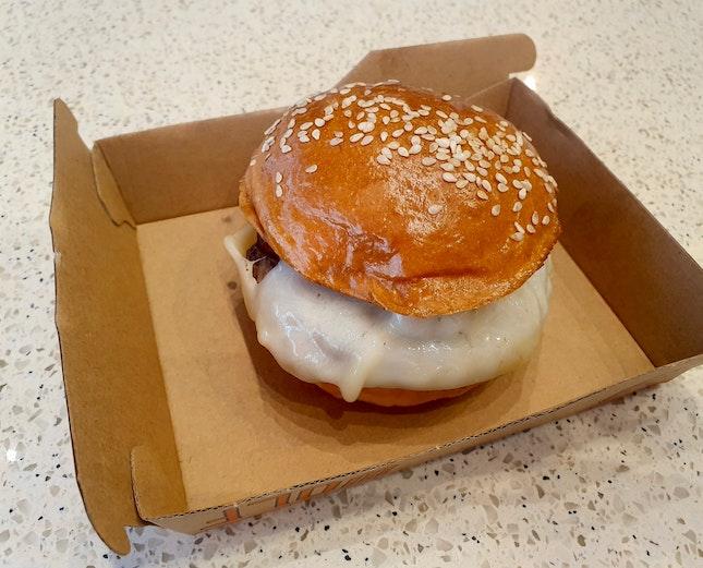 Truffled Mushroom Beef Burger  $10.90
