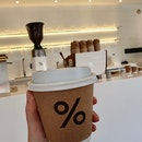 Caffe Latte (short)  $7